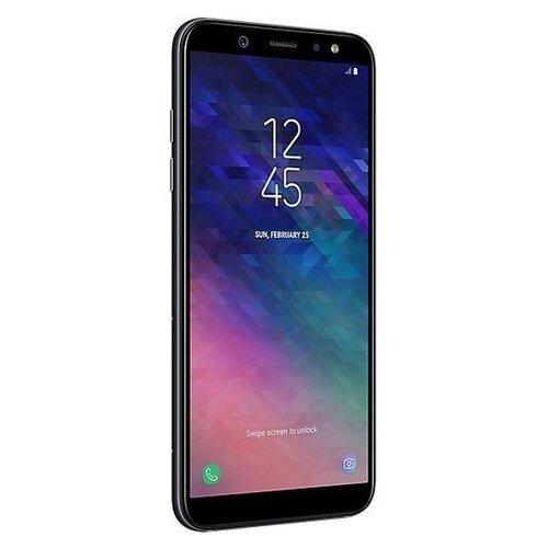 Samsung Galaxy A6 2018 A600F 3GB/32GB Single SIM Black - Trieda A