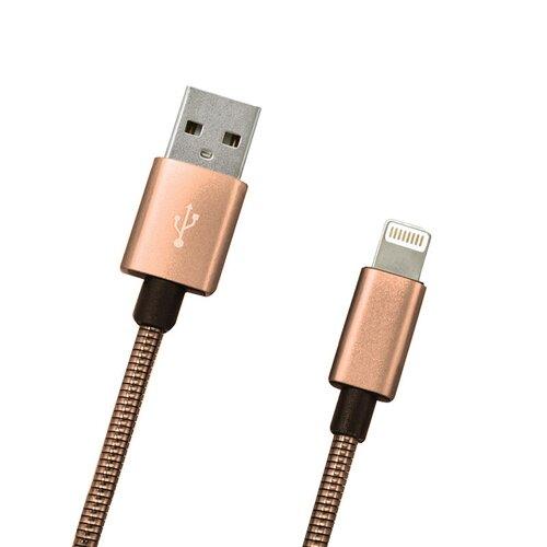 Dátový kábel Apple Lightning 1m 2A Medený metalický
