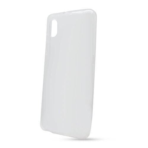 Puzdro NoName Ultratenké 1mm TPU Alcatel 1B 2020 - transparentné KS