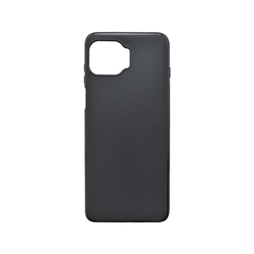 Motorola G5 5G Plus čierne gumené puzdro, matné