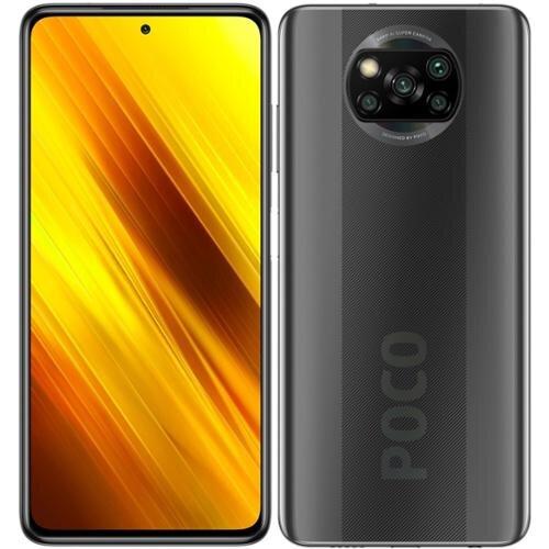Xiaomi Poco X3 NFC 6GB/128GB, Šedý