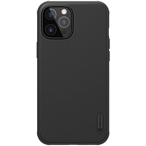 Nillkin Super Frosted PRO Zadní Kryt pro iPhone 12 Pro Max 6.7 Black