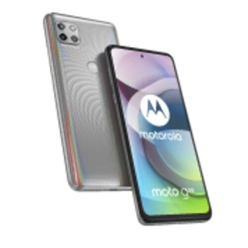 Motorola Moto G 5G Strieborná