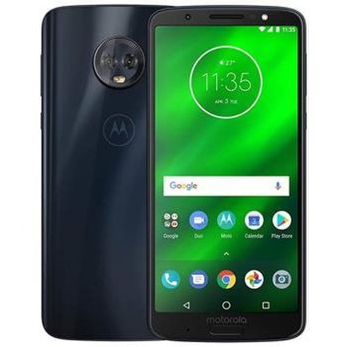 Motorola Moto G6 Plus 4GB/64GB Single SIM Modrý - Trieda B