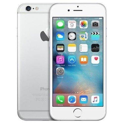 Apple iPhone 6 16GB Silver - Trieda D Rozobratý
