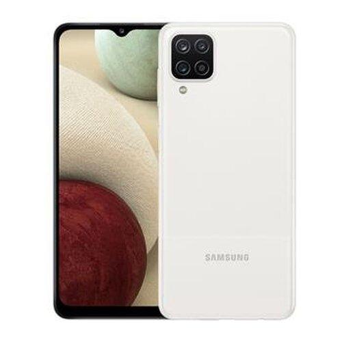 Samsung Galaxy A12 4GB/64GB A125 Dual SIM, Biela - SK distribúcia