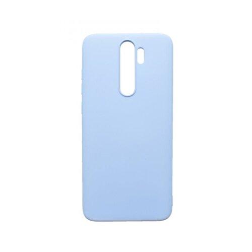 Silikónové puzdro Soft Xiaomi RedMi Note 8 Pro svetlomodré