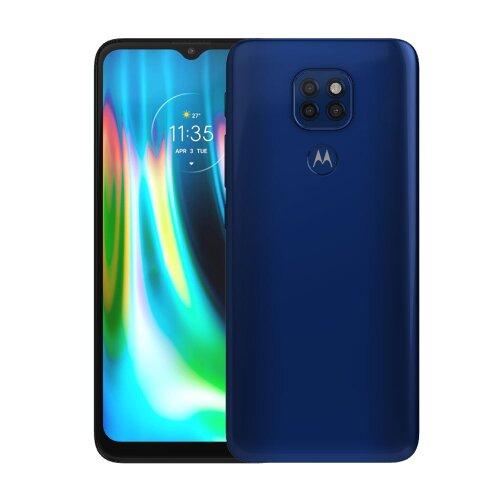 Motorola Moto G9 Play 4GB/64GB Dual SIM, Modrý - SK distribúcia