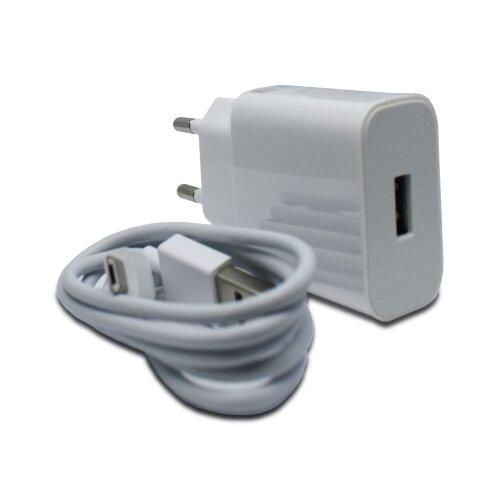 Nabíjačka Xiaomi MDY-09-EW 10W + Kábel MicroUSB 1m Biela (Bulk)