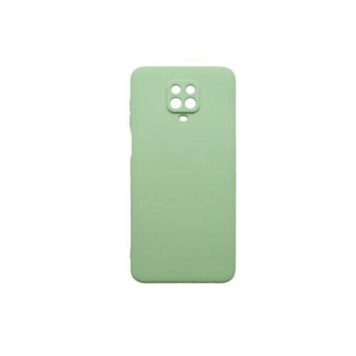 Xiaomi Note 9 Pro mentolové gumené puzdro, Soft