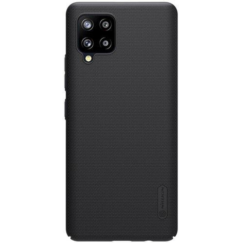 Nillkin Super Frosted Zadní Kryt pro Samsung Galaxy A42 Black