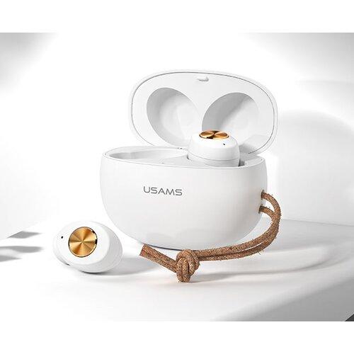 USAMS ES TWS Fashion EarBuds White