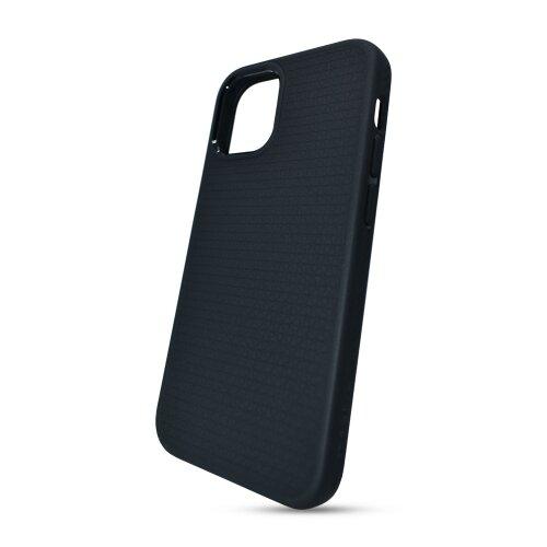 Puzdro Spigen Liquid Air iPhone 12 Pro Max (6.7) - čierne