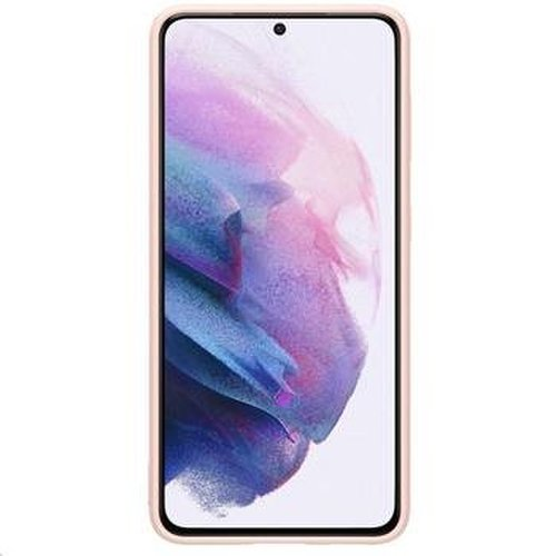 EF-PG991TPE Samsung Silikonový Kryt pro Galaxy S21 Pink