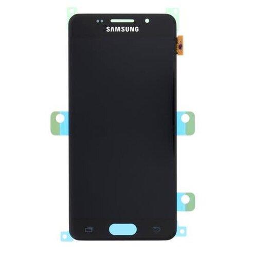 Samsung Galaxy A3 2015 - LCD Displej + Dotyková Plocha - Biely