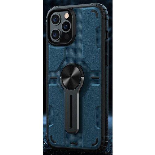 Nillkin Medley Zadní Kryt pro iPhone 12/12 Pro 6.1 Blue