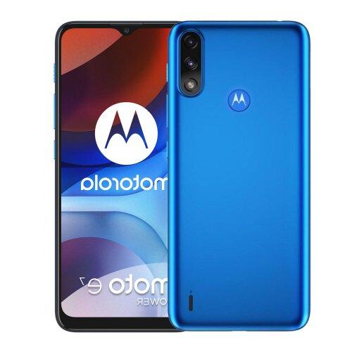 Motorola Moto E7 Power 4GB/64GB Dual SIM, Modrá - SK distribúcia