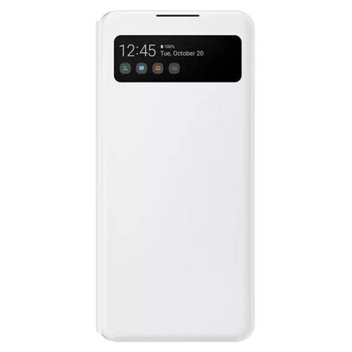 EF-EA426PWE Samsung S-View Pouzdro pro Galaxy A42 White