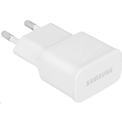 Nabíjací adaptér Samsung EP-TA50EWE USB 1.55A Biely (Service pack)