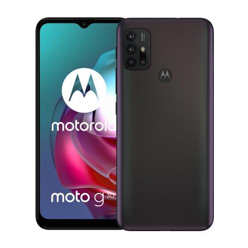 Motorola Moto G30 6GB/128GB Dual SIM, Čierna