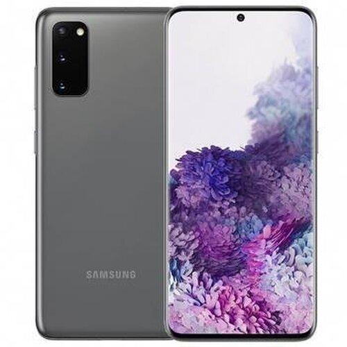 Samsung Galaxy S20 G980F 8GB/128GB Dual SIM Cosmic Gray Sivý - Trieda A