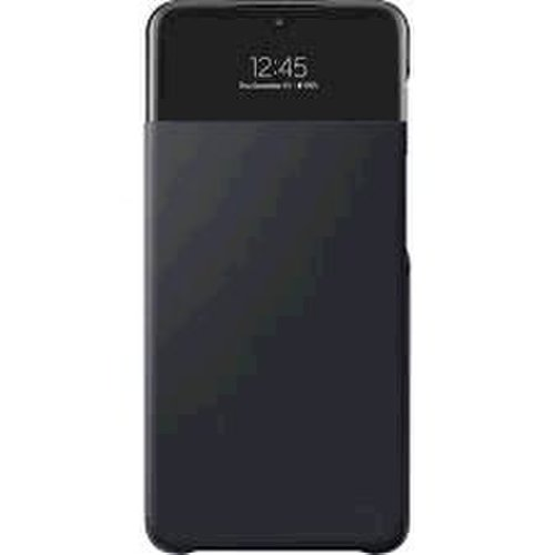 Samsung flipové puzdro s View EF-EA326PBE, čierne