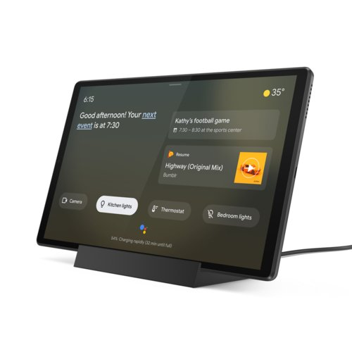 Lenovo TAB M10+ 4GB/128GB LTE Šedý (ZA5Y0173CZ)