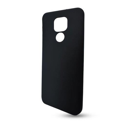 Puzdro Liquid Lite TPU Motorola G9 Play/E7 Plus - čierne