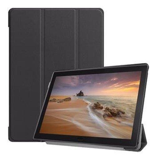 Tactical Book Tri Fold Pouzdro pro Lenovo Tab M10 FHD Plus 10,3 Black