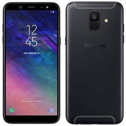 Samsung Galaxy A6 2018 A600F 3GB/32GB Single SIM Black - Trieda B