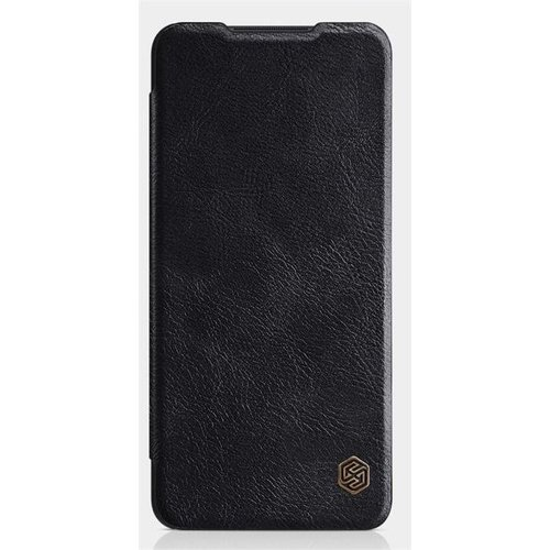 Nillkin Qin Book Pouzdro pro Samsung Galaxy A12 Black
