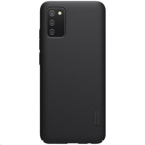Nillkin Super Frosted Zadní Kryt pro Samsung Galaxy A02s Black