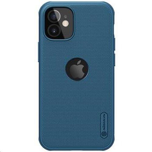 Nillkin Super Frosted PRO Magnetic Zadní Kryt pro iPhone 12 mini 5.4 Blue