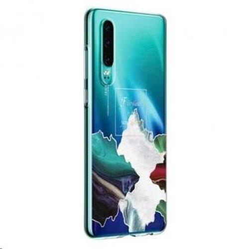 Huawei Original Clear Kryt Glacial Fairyland pro Huawei P30 (EU Blister)