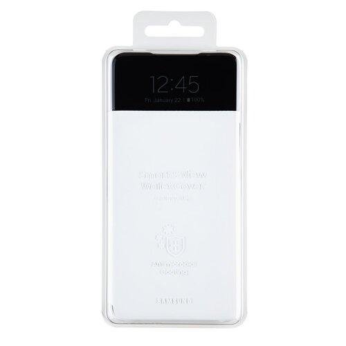 EF-EA525PWE Samsung S-View Pouzdro pro Galaxy A52 White