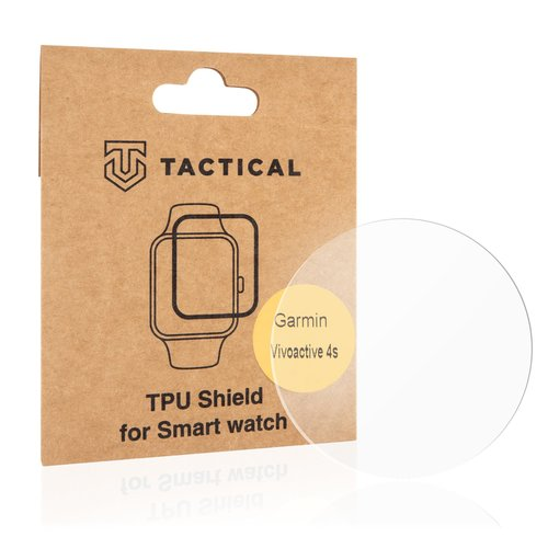 Tactical TPU Shield fólie pro Garmin Vivoactive 4s
