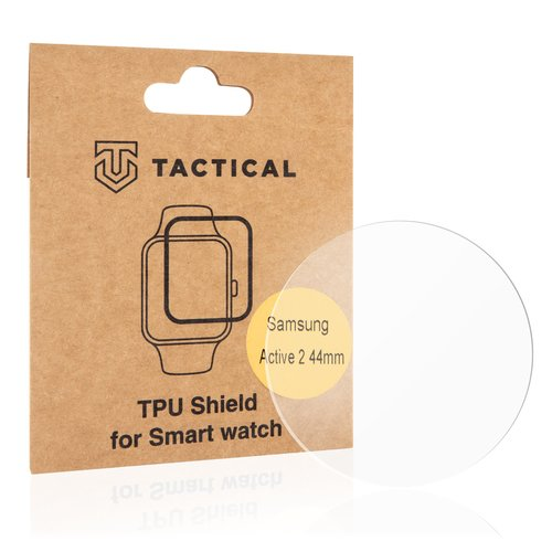 Tactical TPU Shield Fólie pro Samsung Active 2 44mm