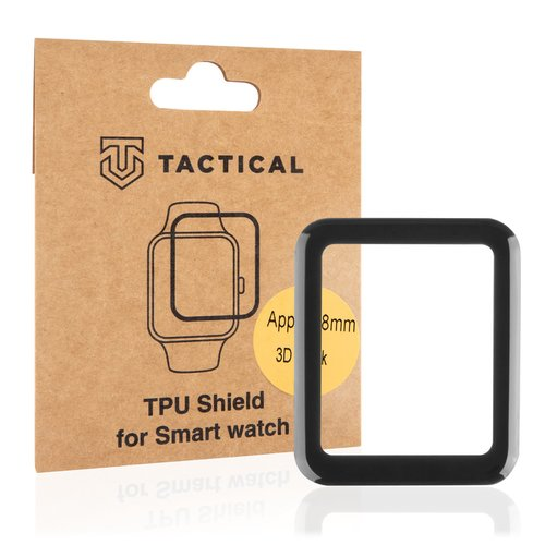 Tactical TPU Shield fólie pro Apple Watch 38mm Series1/2/3