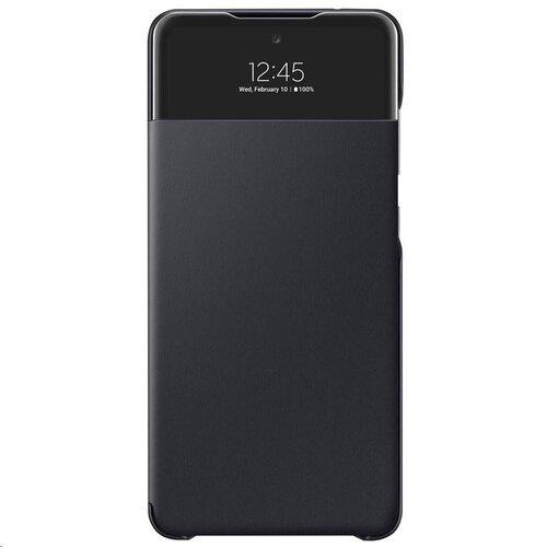 EF-EA725PBE Samsung S-View Pouzdro pro Galaxy A72 Black