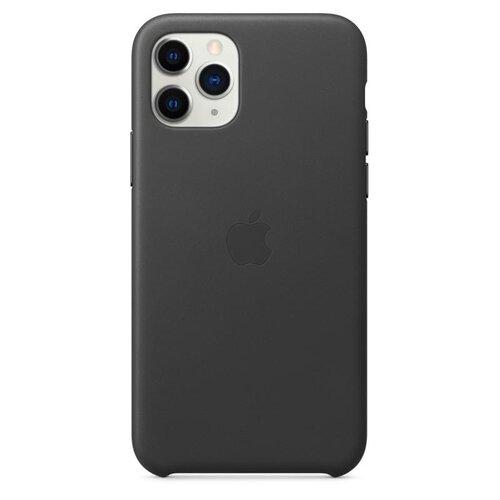 MWYE2ZM/A Apple Kožený Kryt pro iPhone 11 Pro Black