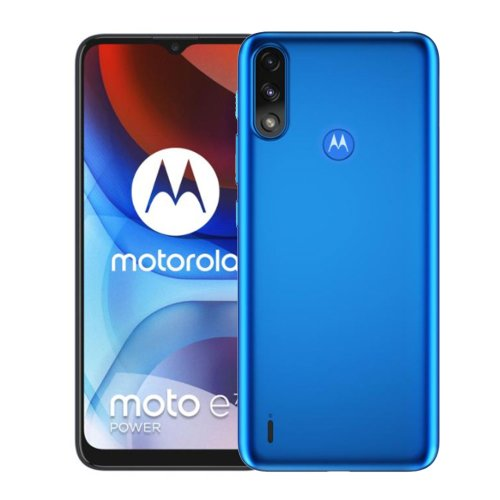 Motorola Moto E7i Power 2GB/32GB Dual SIM, Modrá - SK distribúcia