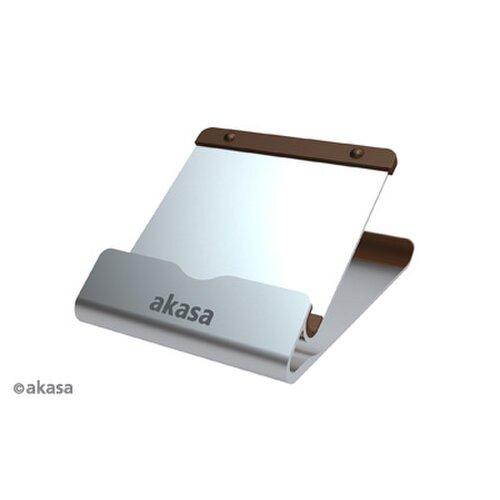 Stojan na tablet/iPad AKASA Scorpio - hnedý