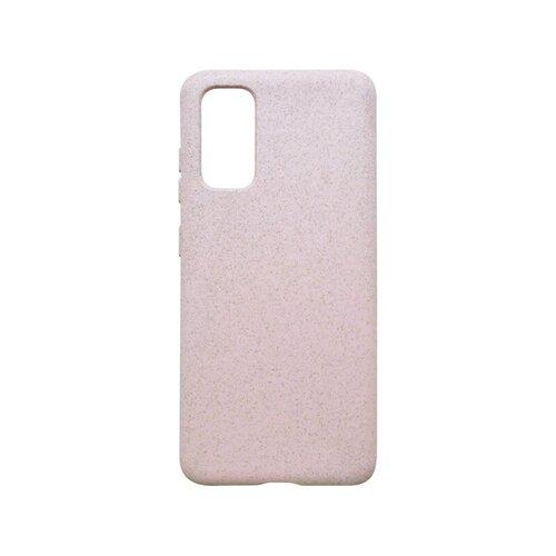Puzdro na telefón Eco Samsung Galaxy S20 Plus ružové