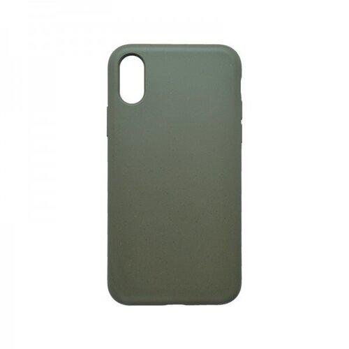 Puzdro na telefón Eco iPhone X/XS khaki
