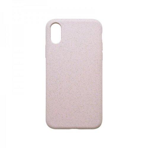 Puzdro na telefón Eco iPhone X/XS ružové