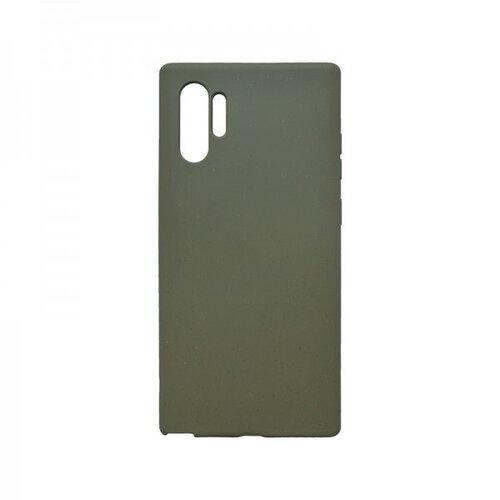 Puzdro na telefón Eco Samsung Galaxy Note 10 Plus khaki