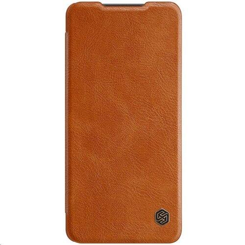 Nillkin Qin Book Pouzdro pro Samsung Galaxy A72 Brown