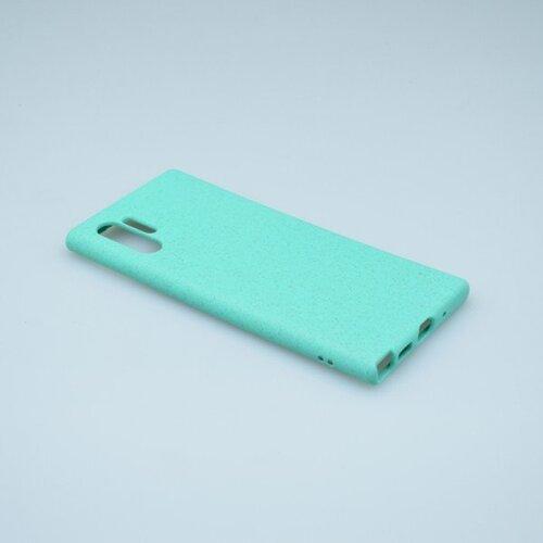 Puzdro na mobil Eco Samsung Galaxy Note 10 Plus zelené