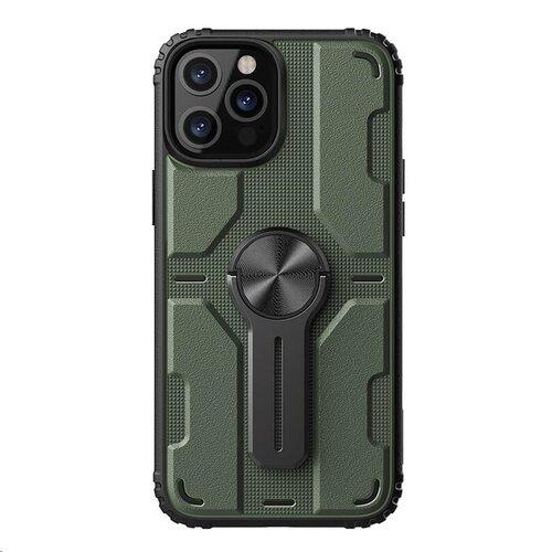 Nillkin Medley Zadní Kryt pro iPhone 12 Pro Max 6.7 Deep Green