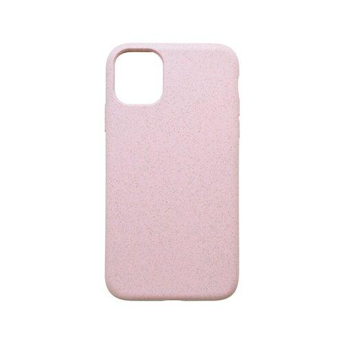 Puzdro na telefón Eco iPhone 11 ružové